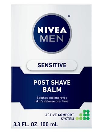 NIVEA MEN SENSITIVE POST SHAVE BALM BOX fashiondailymag sel 2