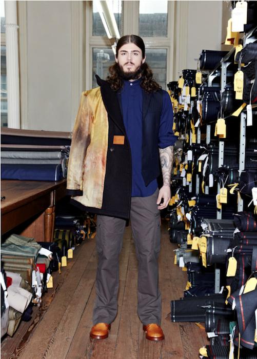 GUILTYVINE Menswear Fall 2014 fashiondailymag sel 8