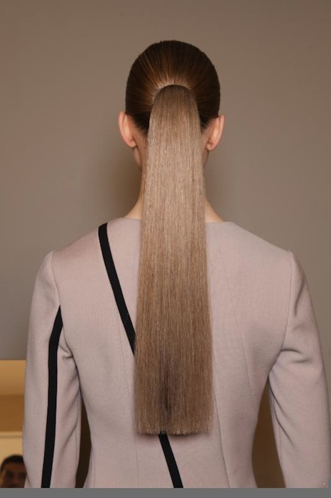 BOTTEGA VENETA HAIR fall 2014 FashionDailyMag sel 2