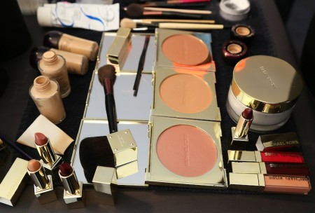 Michael Kors Backstage Beauty FW 2014 Image 9