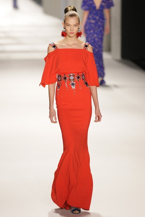carolina herrera fall 2014 FashionDailyMag sel 18b