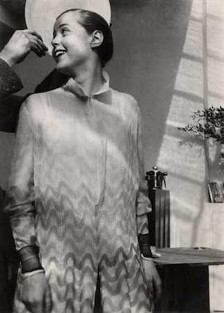 Charlotte Perriand at Galleria Carla Sozzani fashiondailymag sel 1