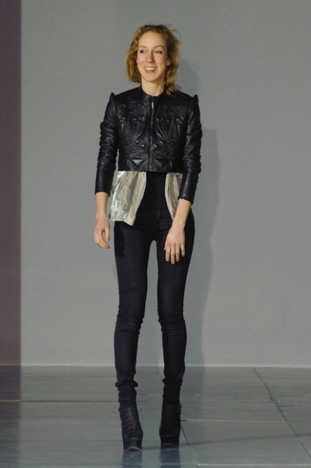 Iris Van Herpen fall 2014 FashionDailyMag sel 1