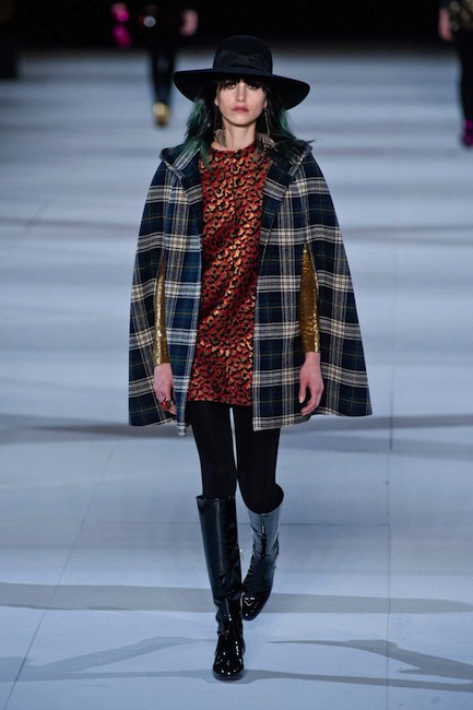 SAINT LAURENT fall 2014 FashionDailyMag sel 64
