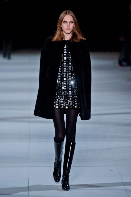 Saint Laurent fall 2014 FashionDailyMag sel 20