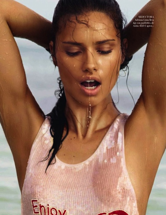 ADRIANA LIMA by Miguel Reveriego VS fashiondailymag sel 2