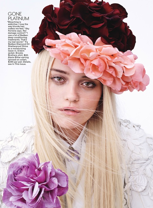 SKY FERREIRA tough love teen vogue may 2014 fdmloves sel 1