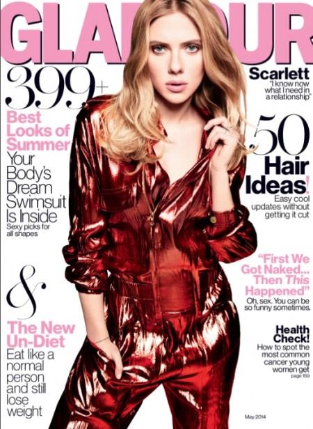 scarlett johansson tom munroe glamour on fashiondailymag