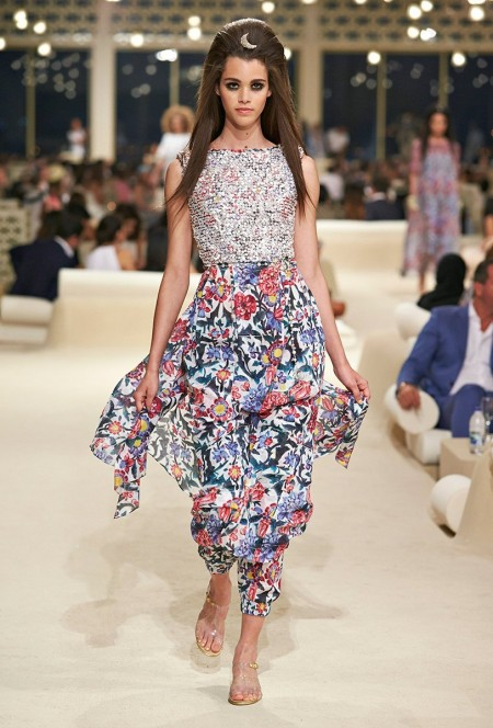 Chanel Resort 2015 Dubai FashionDailyMag sel 16