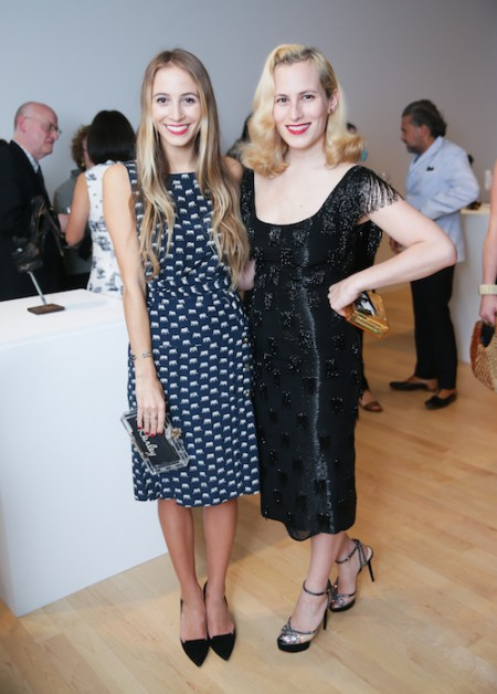CHARLOTTE OLYMPIA and GAGOSIAN GALLERY Present Stepping Up For Art