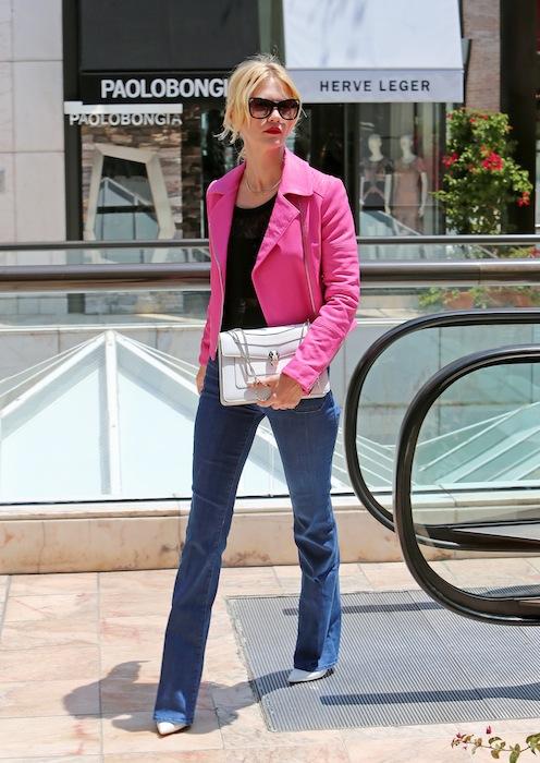 january jones bulgari street style FashionDailyMag sel 2