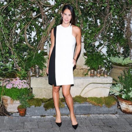 Ana Khouri wearing Dior at CFDA 2014 FashionDailyMag