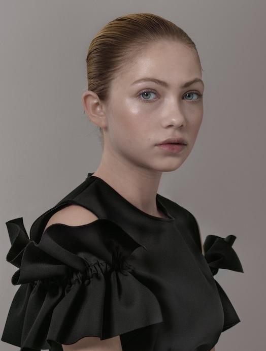 Tavi Gevinson portrait tmagazine FashionDailyMag