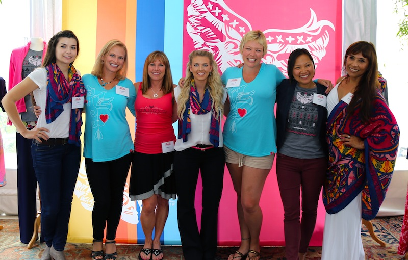 warriorsinpink ford cares drivingtheconversation FashionDailyMag
