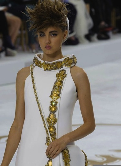 lindsey wixson CHANEL HAUTE COUTURE fall 2014 FashionDailyMag sel 5