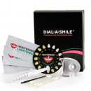 beauty resolutions: DIAL A SMILE brighter teeth