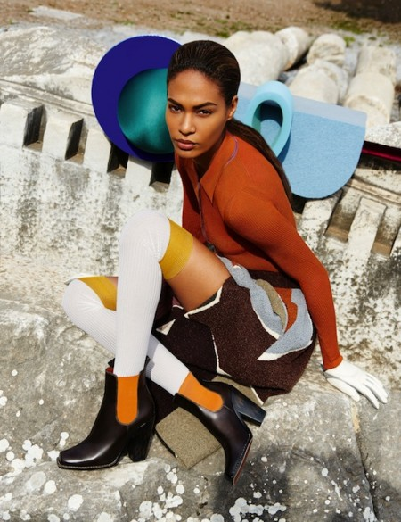 Joan Smalls Missoni fall 2014 FashionDailyMag sel 13