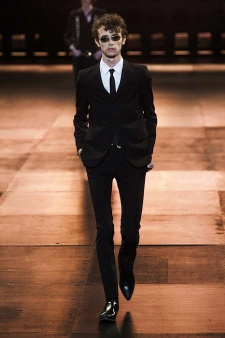 Saint Laurent menswear spring 2015 FashionDailyMag sel 27