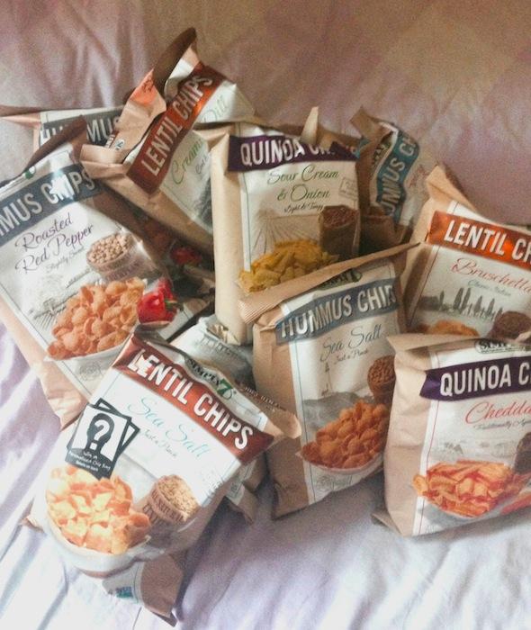 gluten free snacks beach FashionDailyMag copy