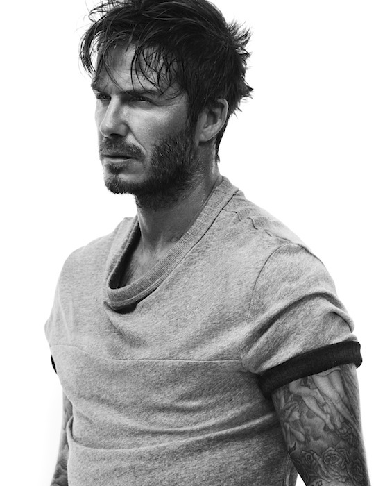 DAVID BECKHAM hm campaign fall 2014 FashionDailyMag
