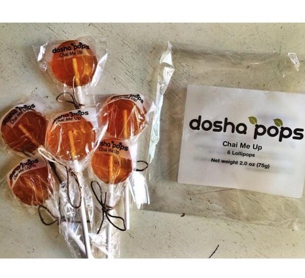 dosha pops at NYFW FashionDailyMag