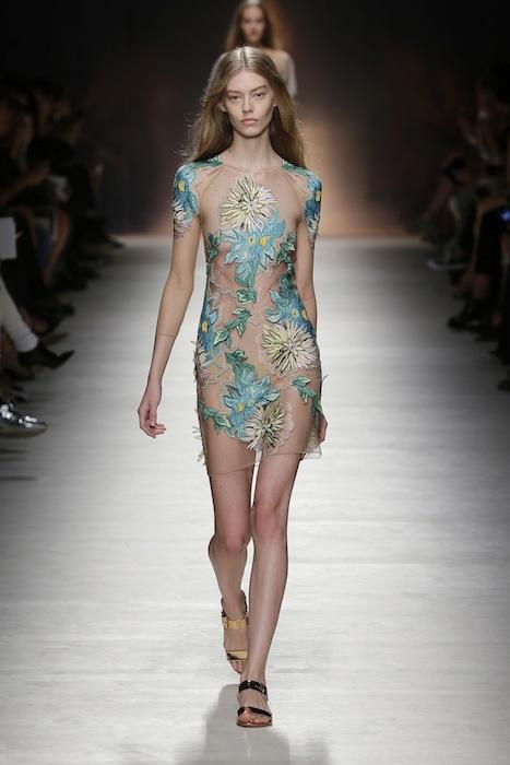 Blumarine SS15 MFW Fashion Daily Mag sel 1