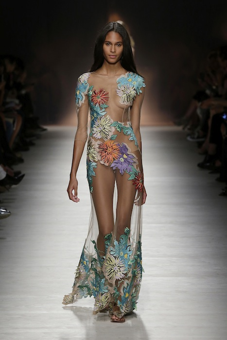 Blumarine SS15 MFW Fashion Daily Mag sel 5