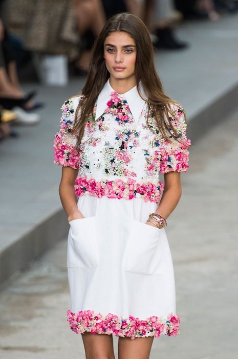 Chanel SS15 PFW Fashion Daily Mag sel 17 copy
