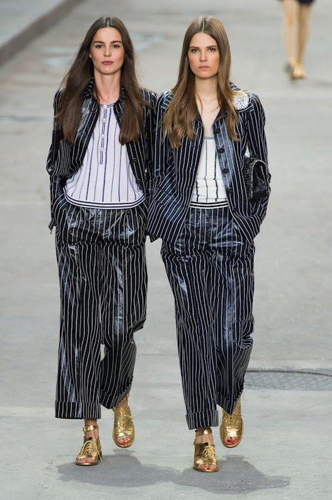 Chanel SS15 PFW Fashion Daily Mag sel 29 copy