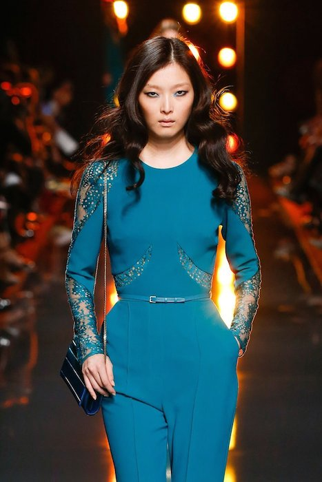 Elie Saab SS15 PFW Fashion Daily Mag sel 27 copy