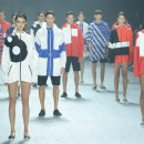 MONCLER gamme rouge ss15 PFW