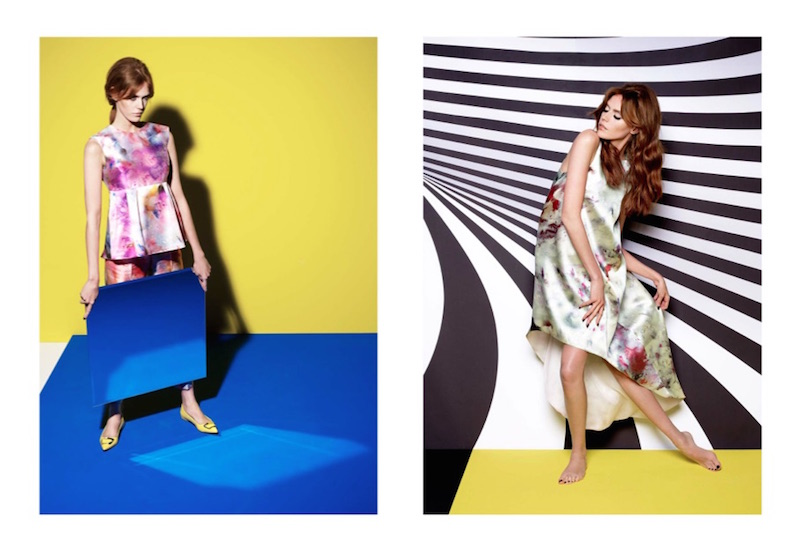 Alessia Prekop spring 2015 FashionDailyMag sel 2