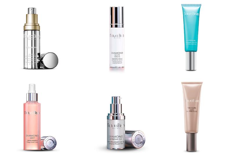 Natura Bisse skin care diamond white FashionDailyMag