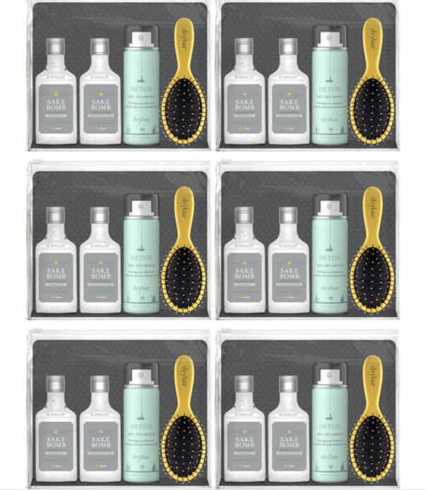 drybar up up away Hair travel kit FashionDailyMag