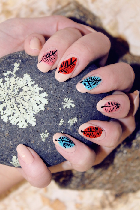 nail art thanksgiving JinSoon FashionDailyMag 2