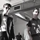 DAVID HART menswear ss15 featuring Alexander Ferrario