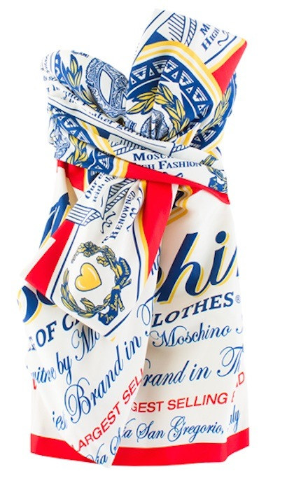 Moschino Dress FashionDailyMag Gift Guide 2014 sel9