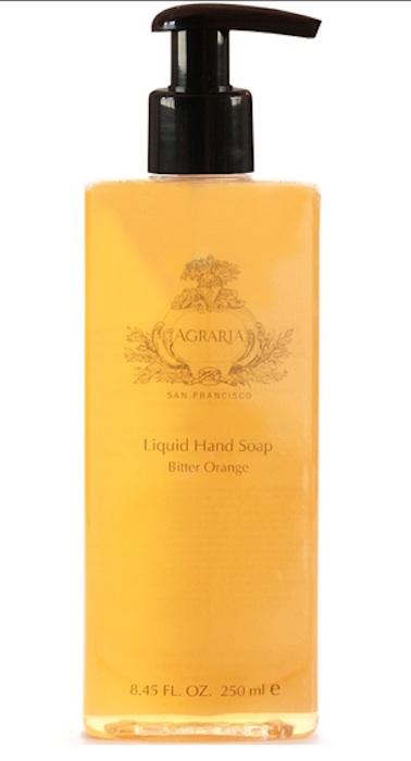 agraria liquid hand soap fashiondailymag giftguide2014 sel2