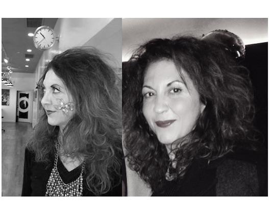 brigitte segura eyebrows before after Dr Karlinsky FashionDailyMag sel 2