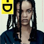 RIHANNA covers i-D mag's Music Issue