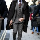 MENSWEAR: STREET STYLE in LONDON