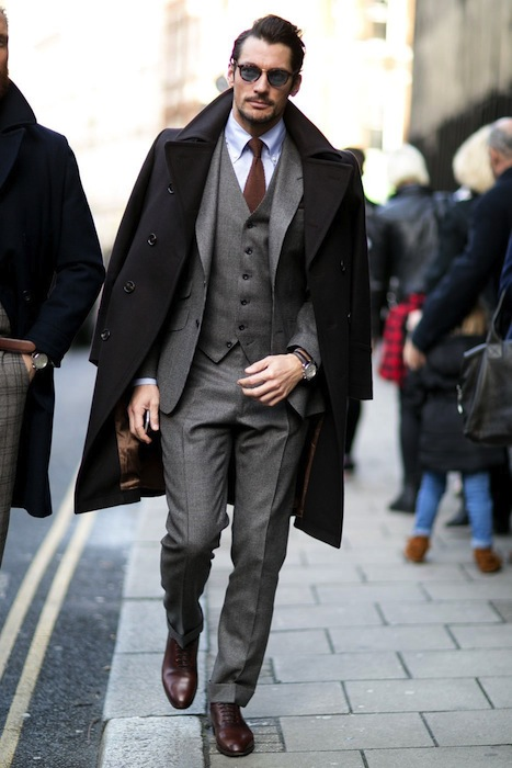Menswear Street Style In London Fashion Daily Mag