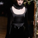LONDON COLLECTIONS:  GILES fall 2015 highlights