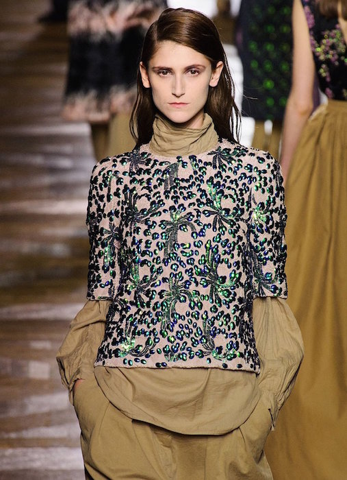 DRIES VAN NOTEN fall 2015 fashiondailymag sel 29