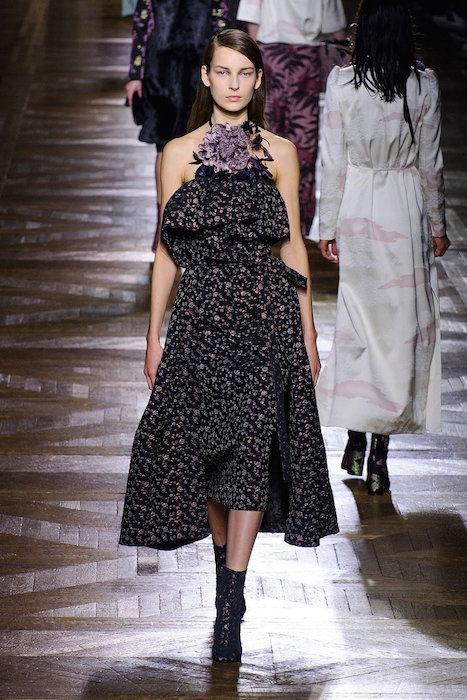 DRIES VAN NOTEN fall 2015 fashiondailymag sel 55