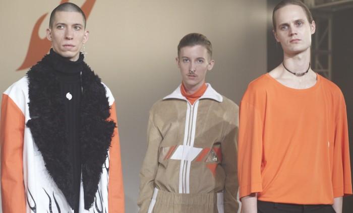 leflufy fall 2015 NYFW audrey froggatt FashionDailyMag 1
