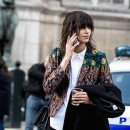 MODELS OFF DUTY: PARIS