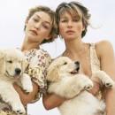 "GIGI HADID in ""puppy love"" by Bruce Weber"