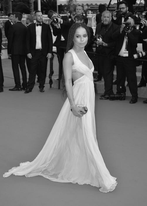 Zoe Kravitz Cannes Film Festival
