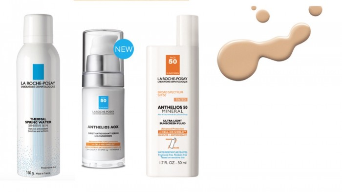 LA ROCHE POSAY summer sunscreen face care FashionDailyMag
